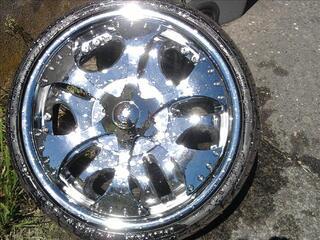Speenning Wheels