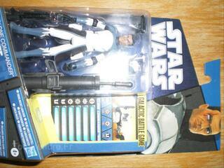 Star wars - Clone wars Clone Commander WOLFFE