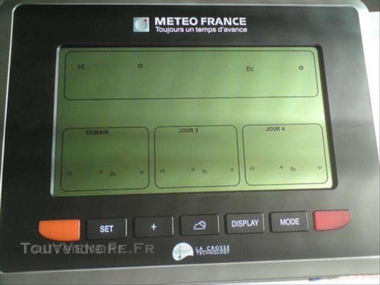 STATION METEO FRANCE WD-9535 44991318