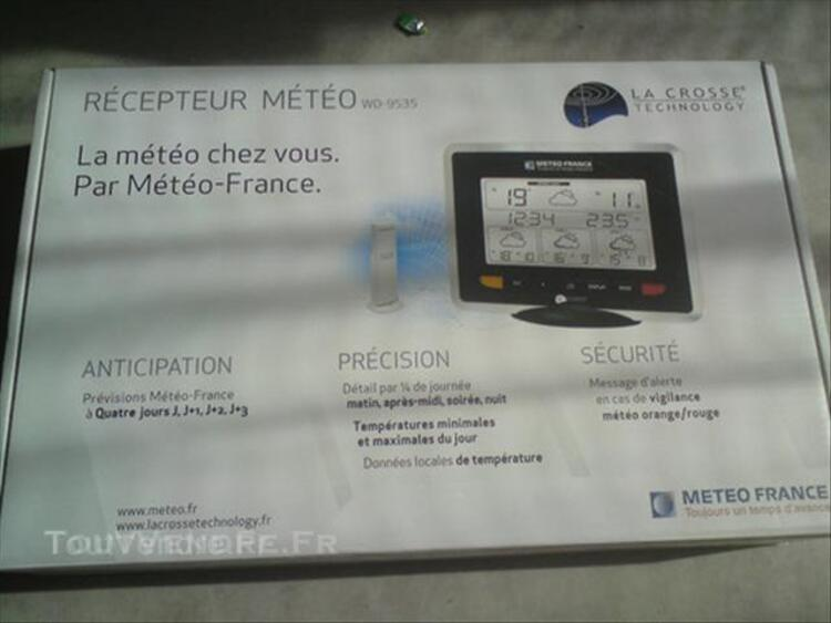 STATION METEO FRANCE WD-9535 44991319