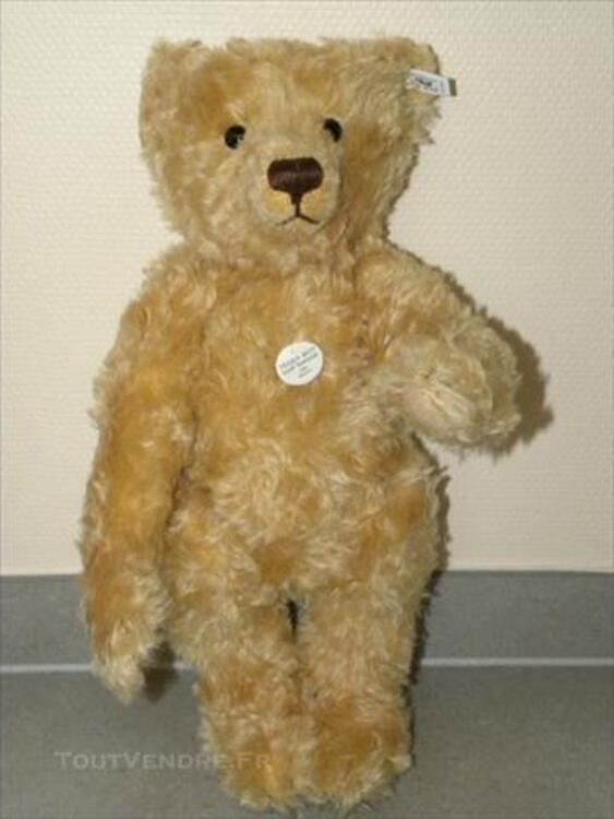 STEIFF TEDDY BOY 1905 77273216