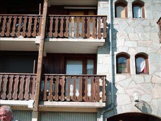 Studio 4 personnes pour vacances aux Saisies en Savoie