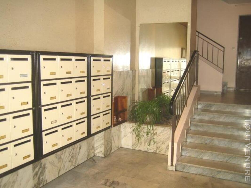 """Studio meublé """" l' OBSERVATOIRE"""" de 20 m2 avec balcon"""
