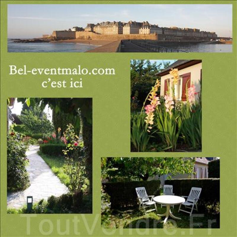 Studio T1Bis moderne/bien équipé/ jardin et barbecue. 90447774