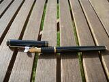 Stylo plume or waterman noir