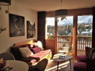 Super Dévoluy Douillet T2 de 31 m² terrasse plein Sud 05250