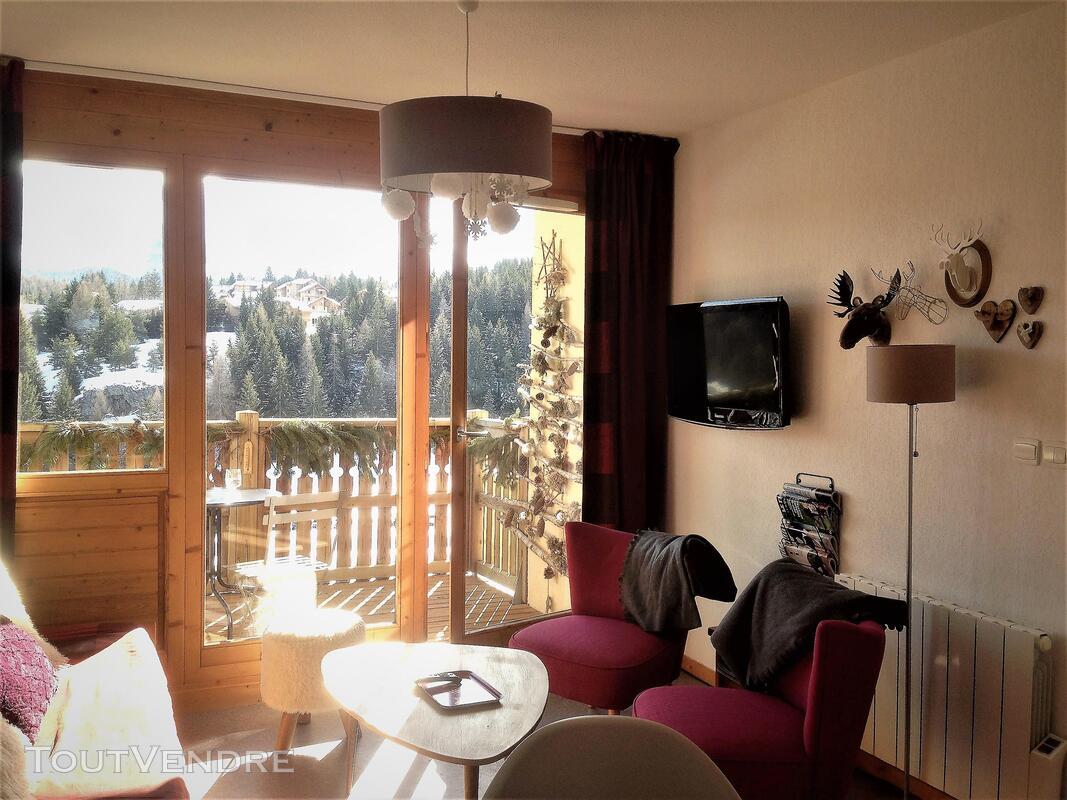 Super Dévoluy Douillet T2 de 31 m² terrasse plein Sud 05250 337391560