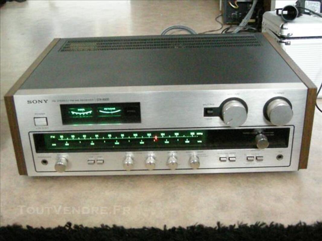 SUPERBE ampli tuner SONY STR4800 86018520