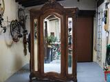 Superbe armoire ancienne louis XV style rocaille