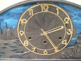 Superbe Art Deco Grand Horloge