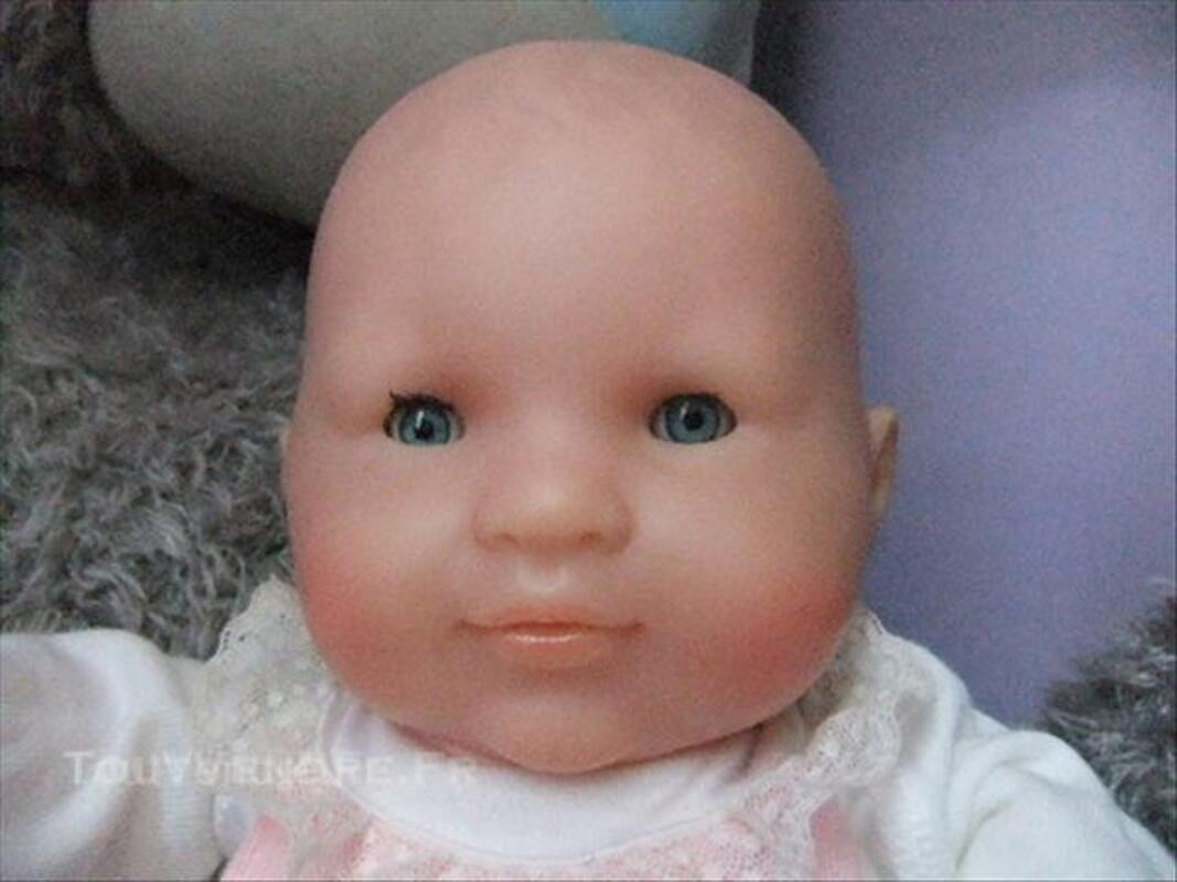 Superbe bébé Corolle  bébé sourire rose 42 cm   1992 44274360