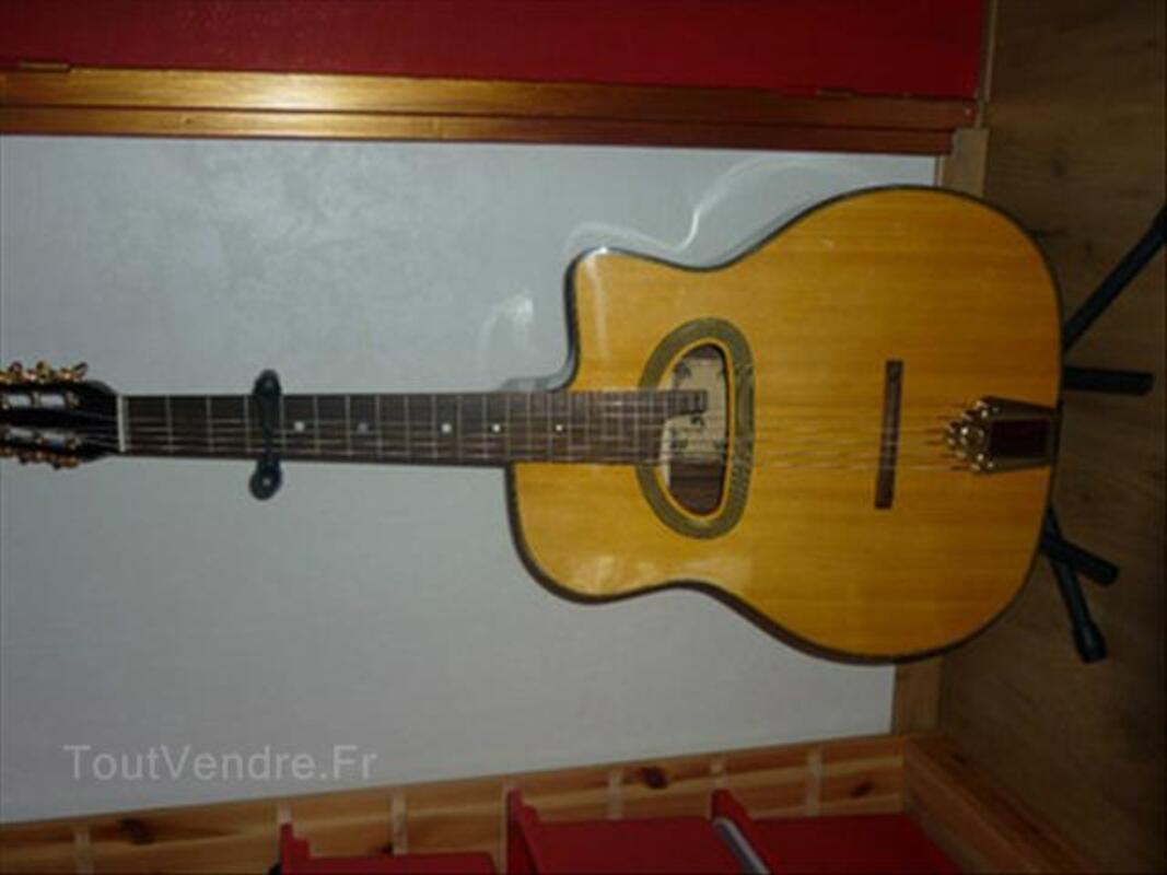 Superbe guitare jazz manouche 71318502