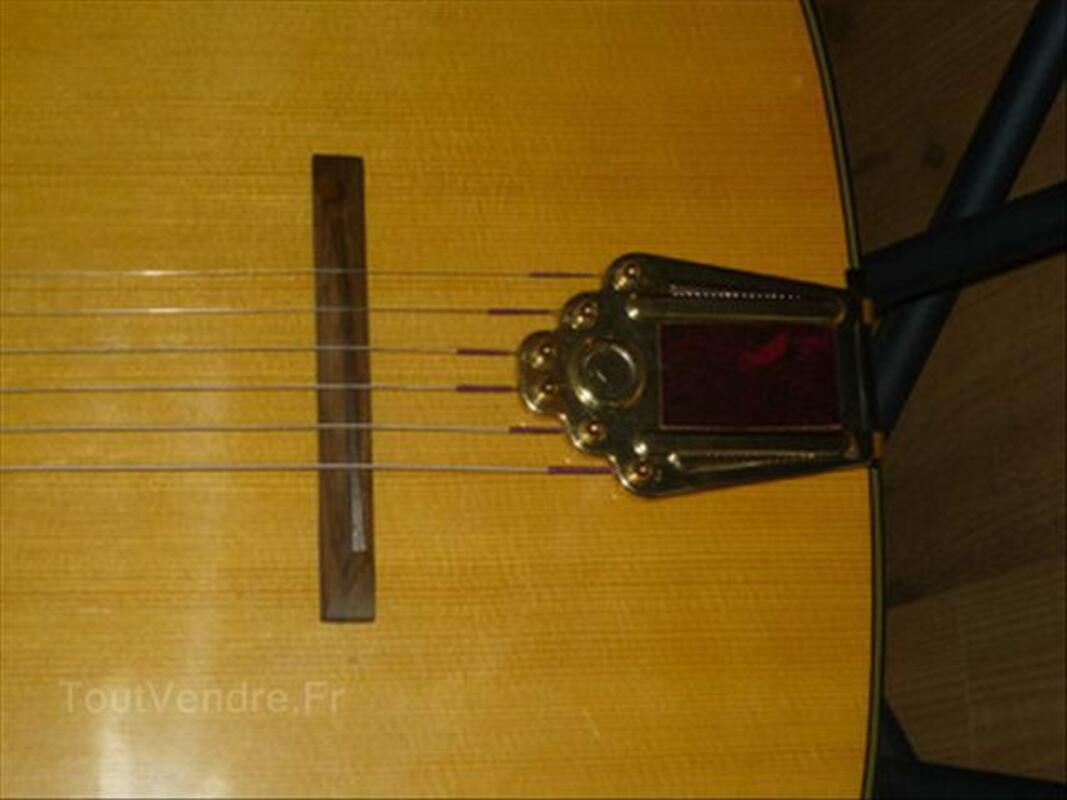 Superbe guitare jazz manouche 71318503