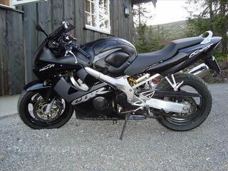 Superbe Honda CBR 600 F