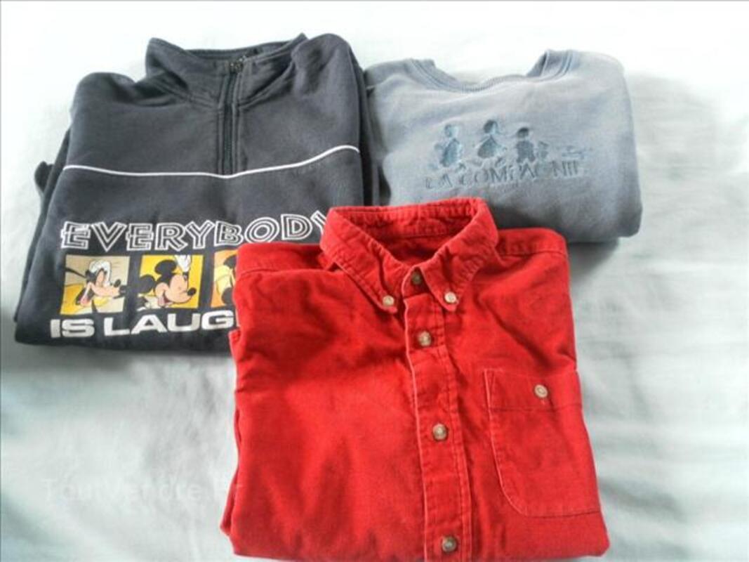 Superbe lot de vêtements garçon 5-7 ans 71307738
