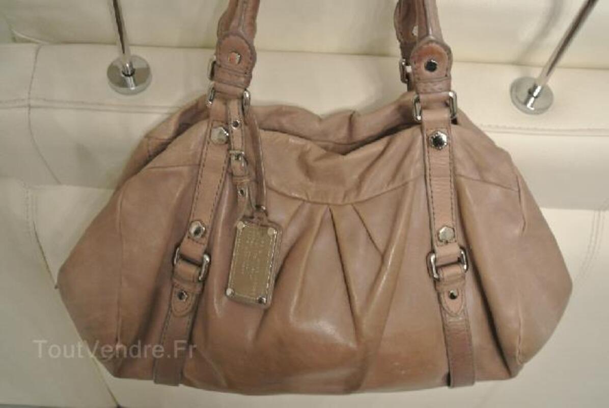 Superbe sac en cuir Marc by Marc Jacobs 105419119