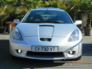 Superbe Toyota Célica 1,8 vvti 145