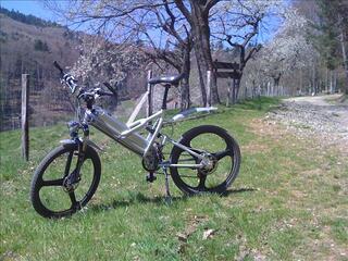 Superbe vélo électrique ISD excelsior NEUF