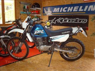 SUZUKI 125 DR (pro et spécialisé en 125cc)