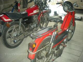 Suzuki 125 gt 103 mv peugeot a restaurer en lot