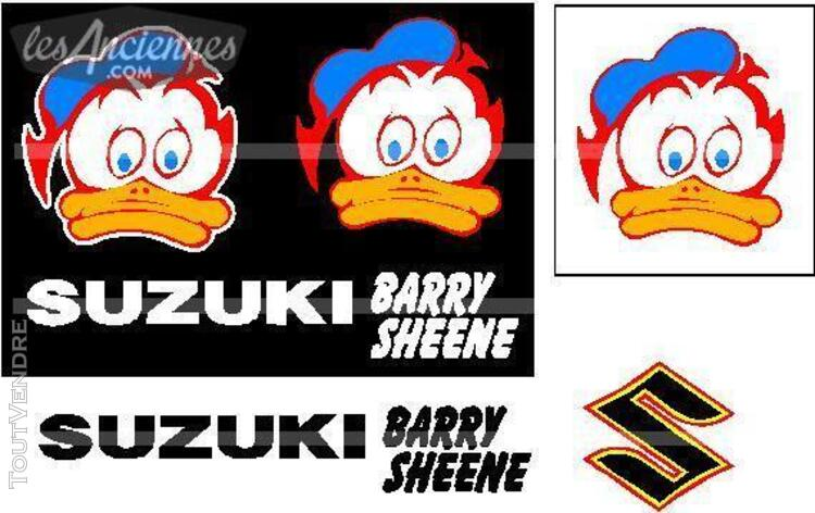 SUZUKI BARRY SHEENE La Mascotte... 746519589
