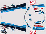 Suzuki GSX R 750 1986 Kit déco stickers