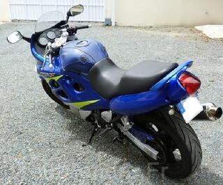 Suzuki GSXF