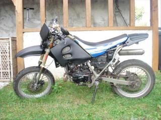 Suzuki SMX 50 cm3