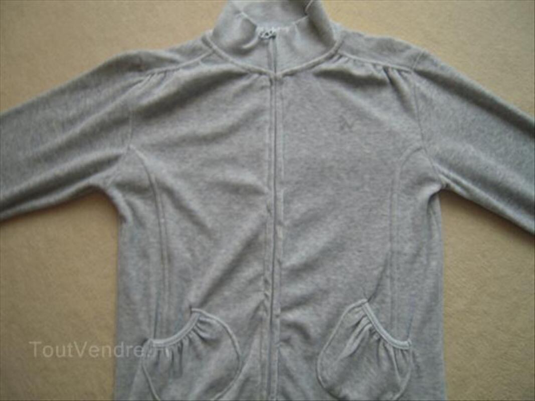 Sweat-shirts neuf Gris fille 56091422