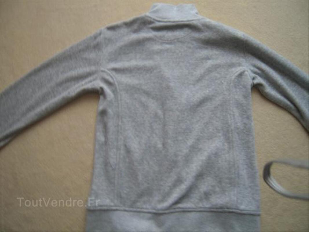 Sweat-shirts neuf Gris fille 56091424