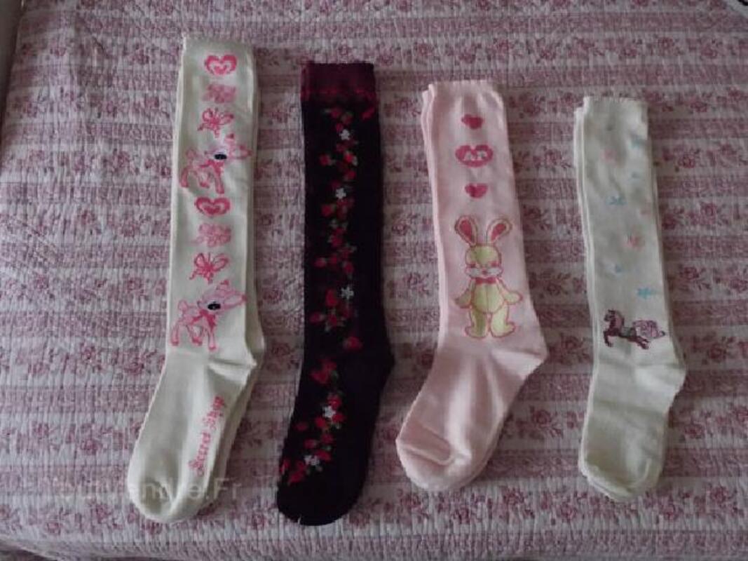 Sweet lolita, angelic pretty, btssb, bodyline, socks 93011749