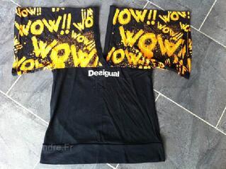 T-shirt DESIGUAL femme