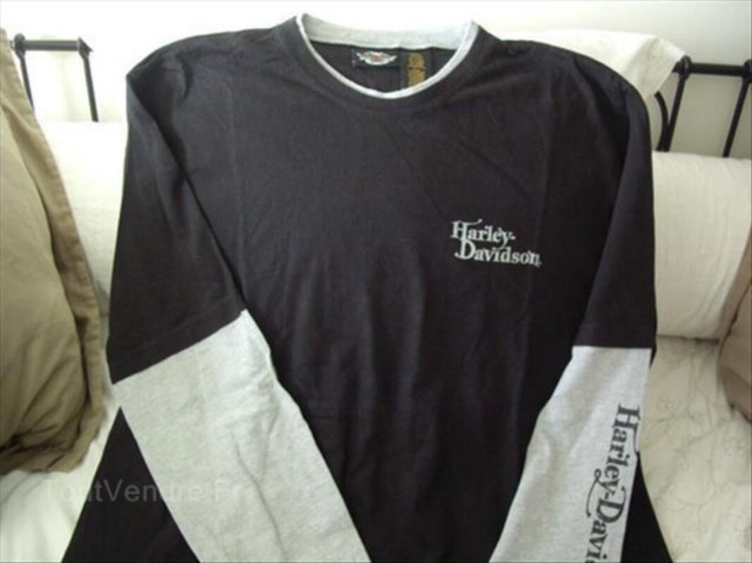 T-Shirt Harley Davidson 87849454