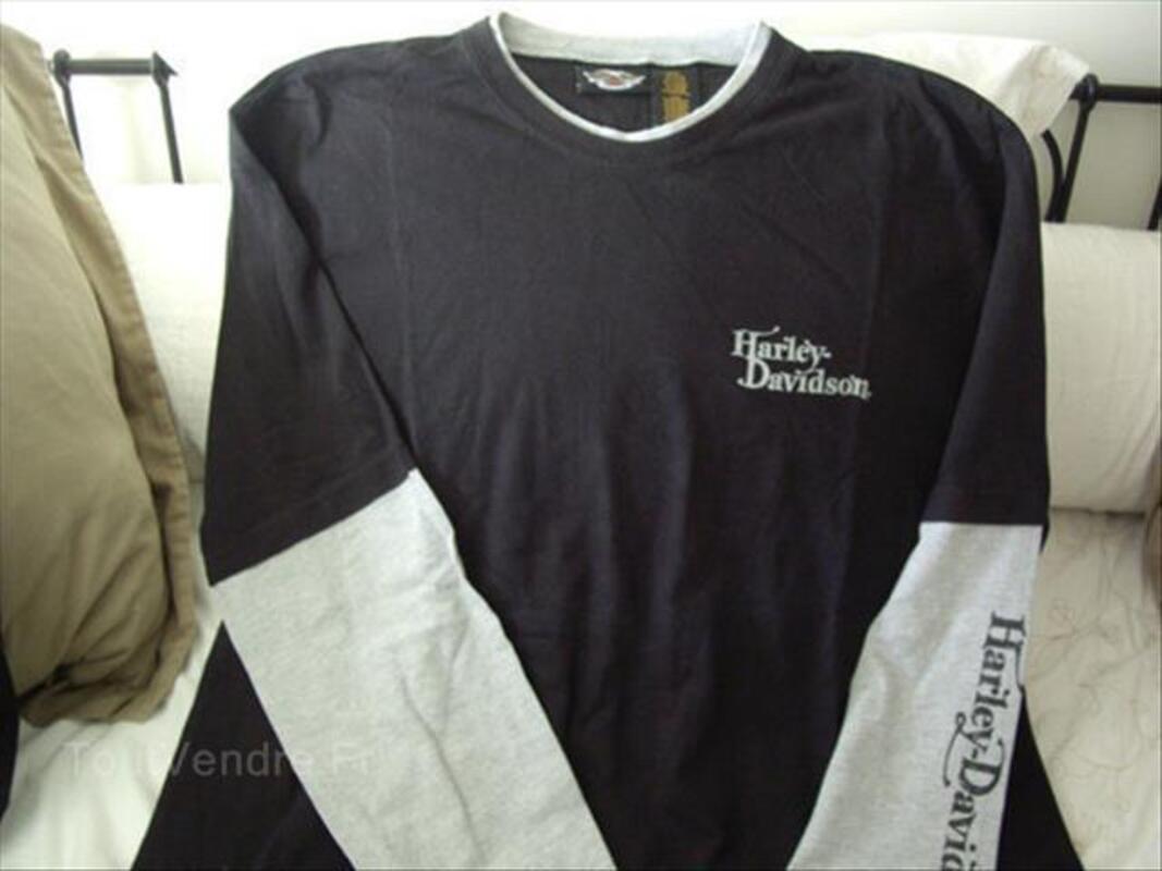 T-Shirt Harley Davidson 87849455