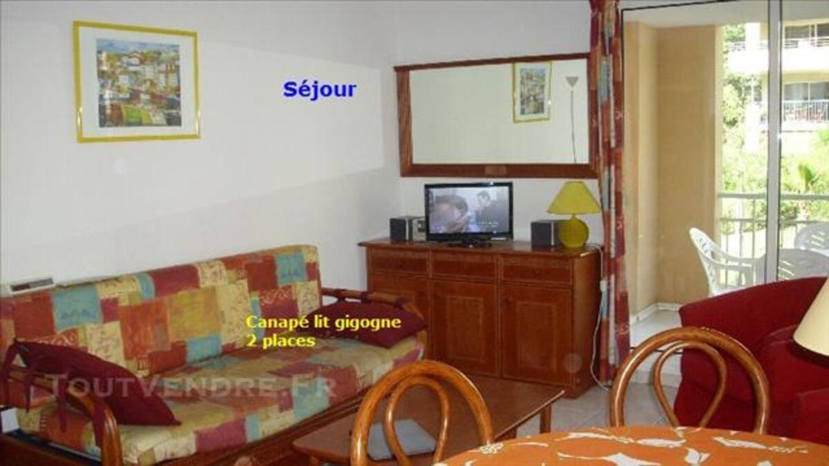 T4 75m2 6/8p bord mer Piscine Centre Saint Aygulf 83370 VAR 84035201
