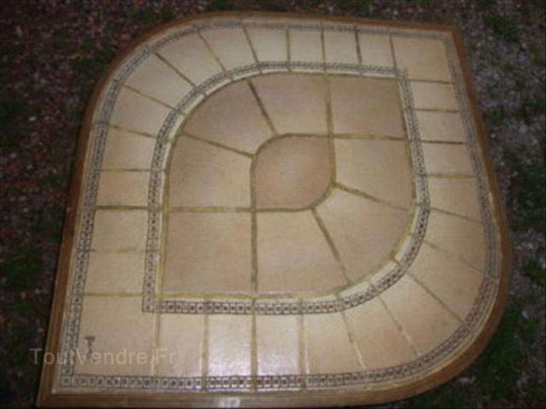 TABLE ART DECO DESS. BARROIS 56064240