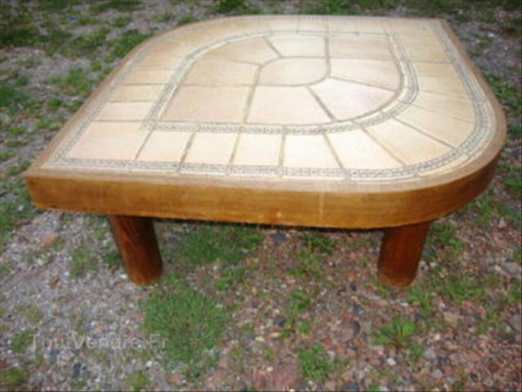 TABLE ART DECO DESS. BARROIS 56064241