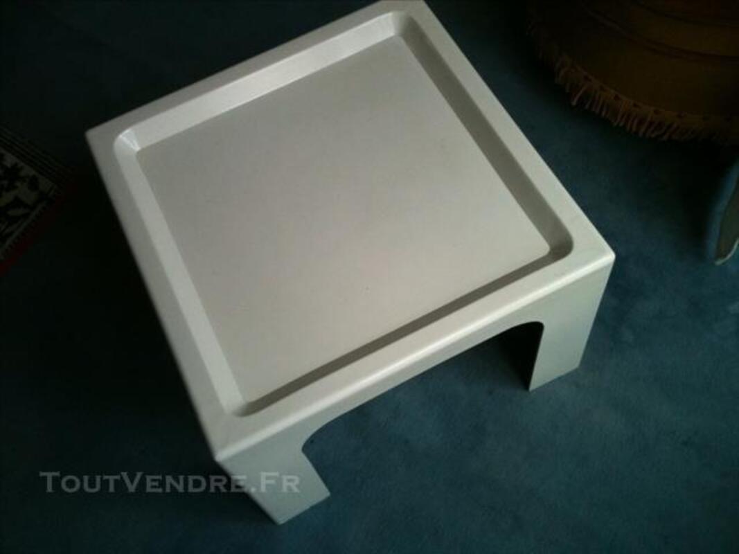 Table basse blanche Vintage 84073935