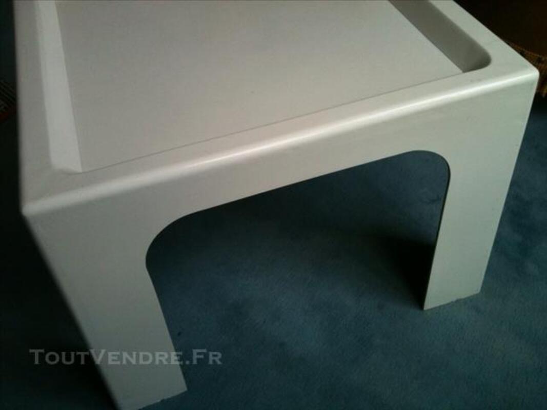 Table basse blanche Vintage 84073936