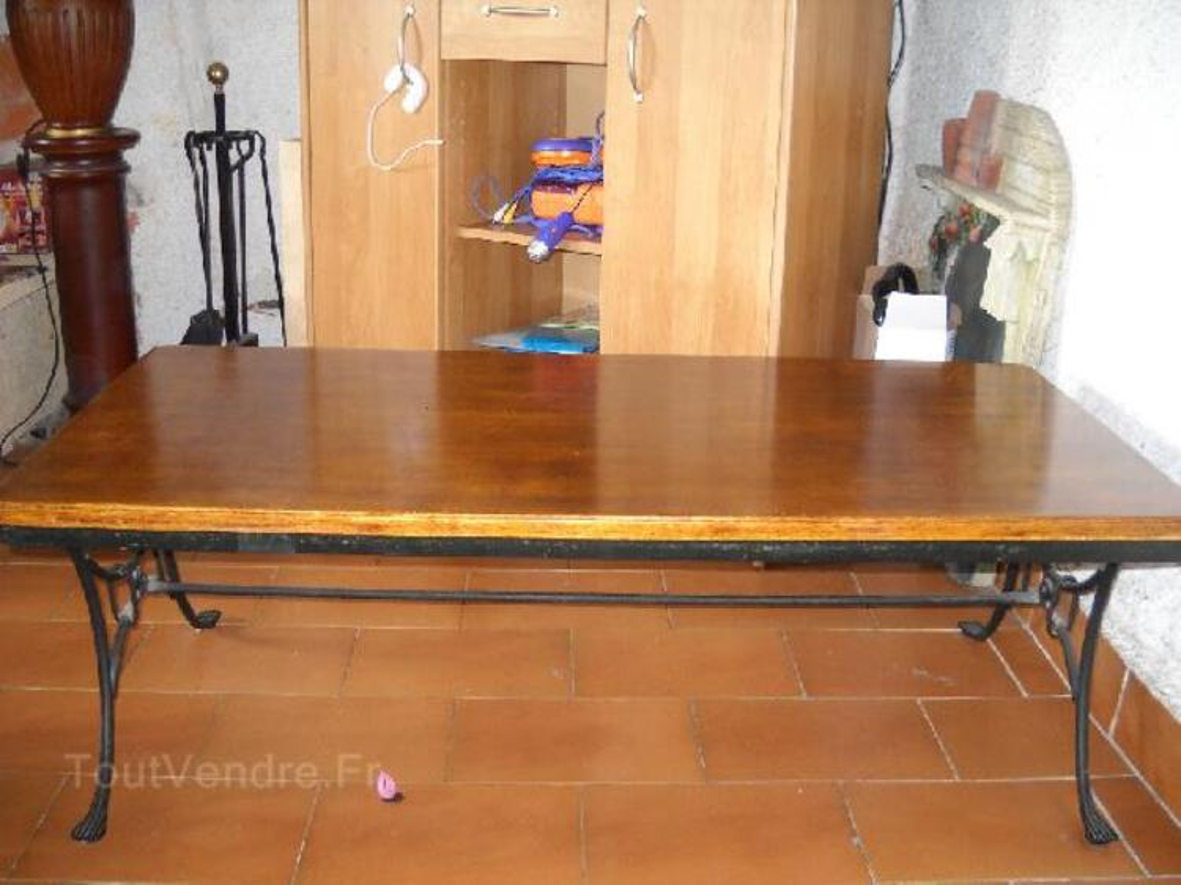 Table basse bois massif 90604259