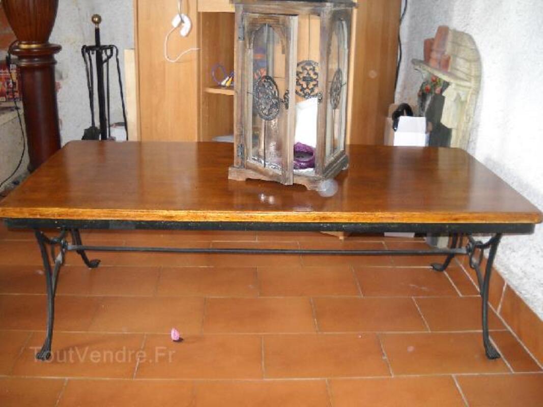 Table basse bois massif 90604260