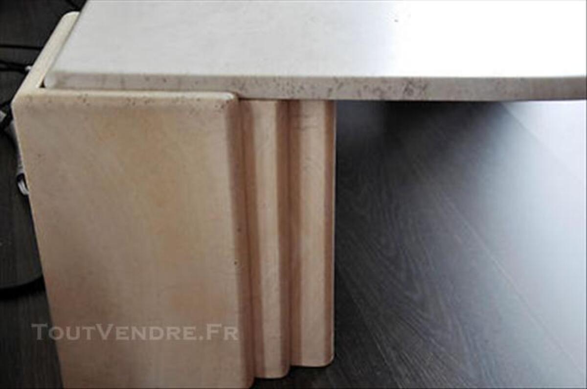 Table basse en marbre Roche & Bobois 74011407