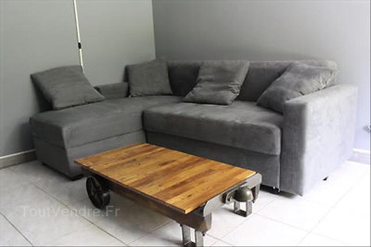 Table basse industrielle 87868647