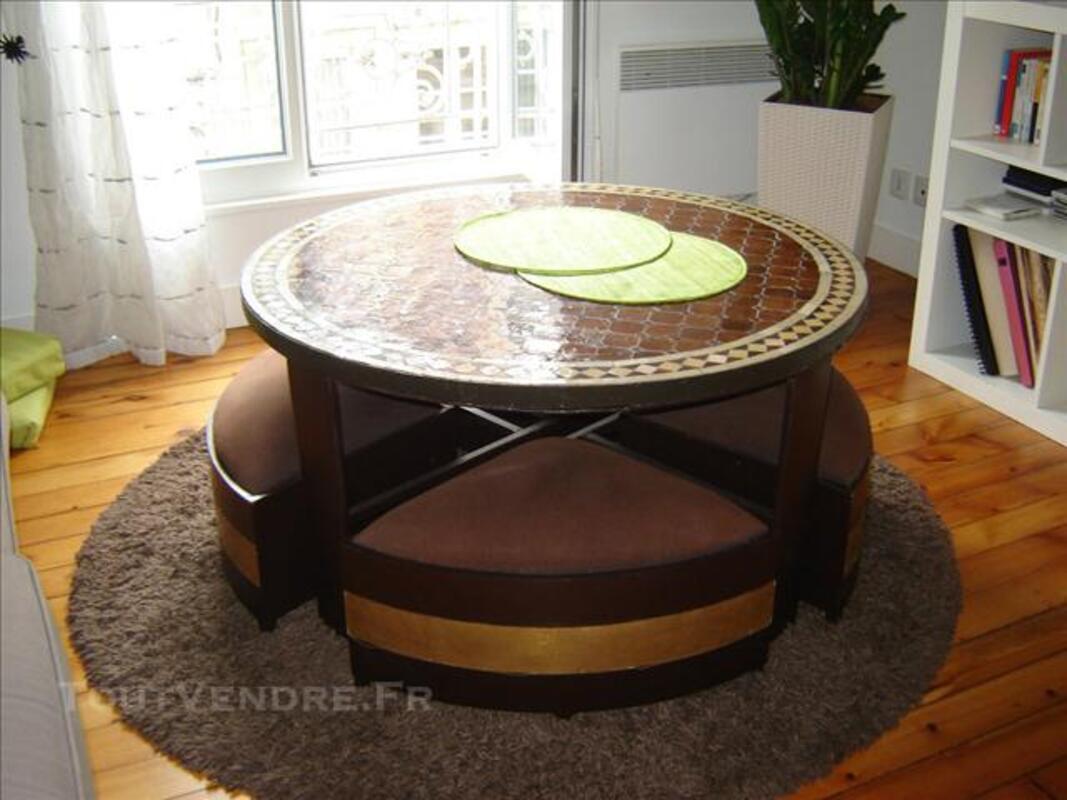 Table basse marocaine 74011881