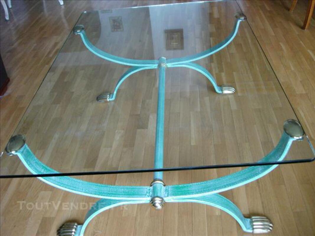 Table Basse Salon en Verre 74009280
