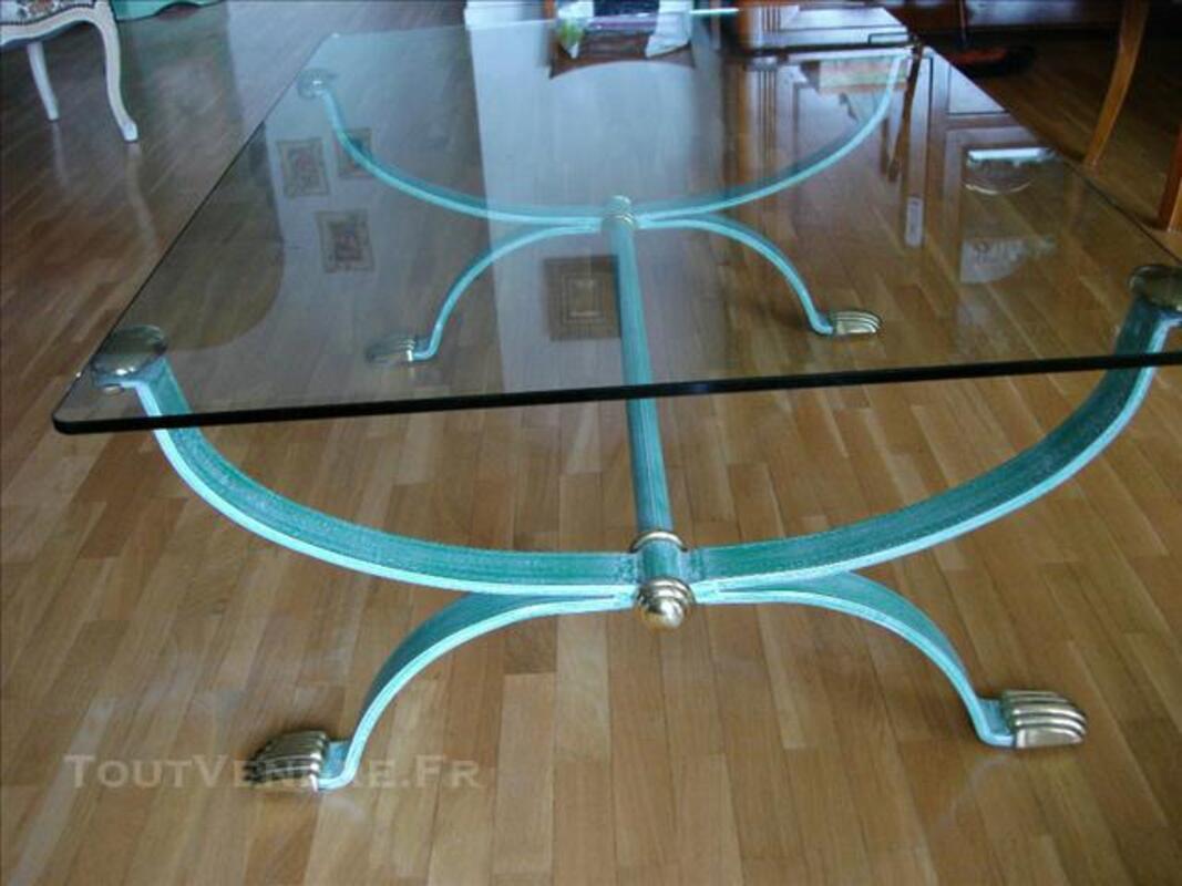 Table Basse Salon en Verre 74009281