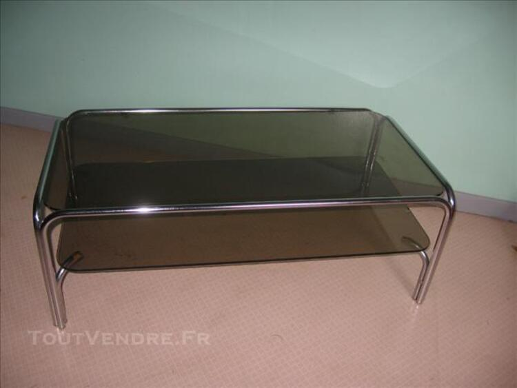 Table basse verre 84649552