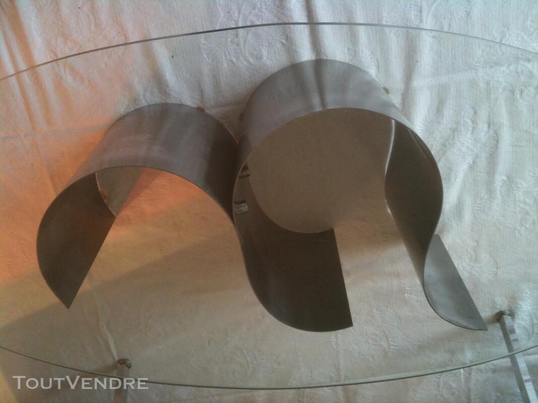 TABLE BASSE VINTAGE 70 INOX 118600299