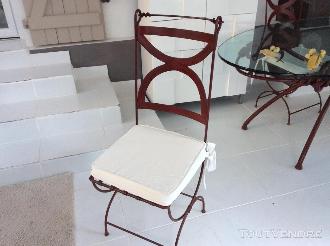 Table & Chaises de Terrasse ou autres...... 391013052