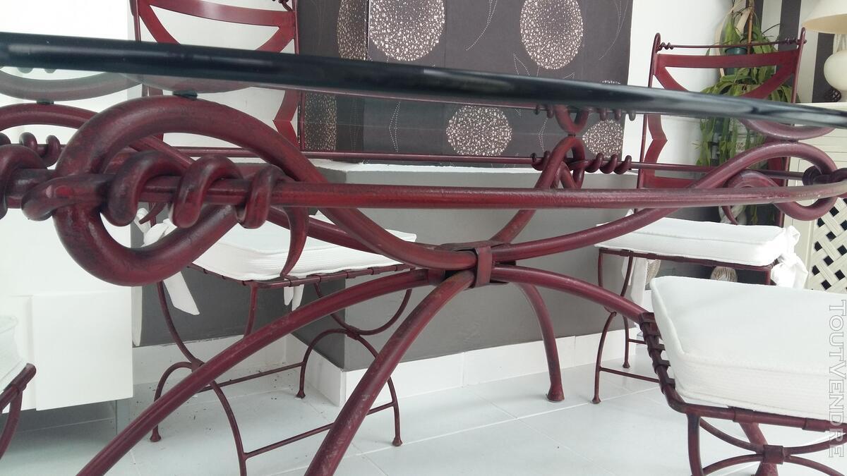 Table & Chaises de Terrasse ou autres...... 391013160